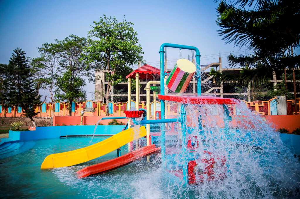 Savin Kingdom Water Park, Siliguri