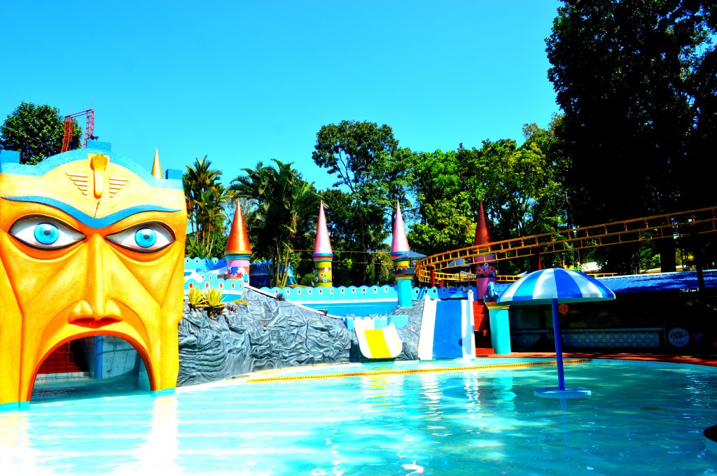 Silver Storm Water Theme Park, Thrissur