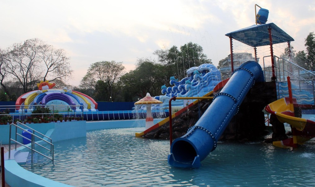 Splash Zone Water Park in Jamshedpur