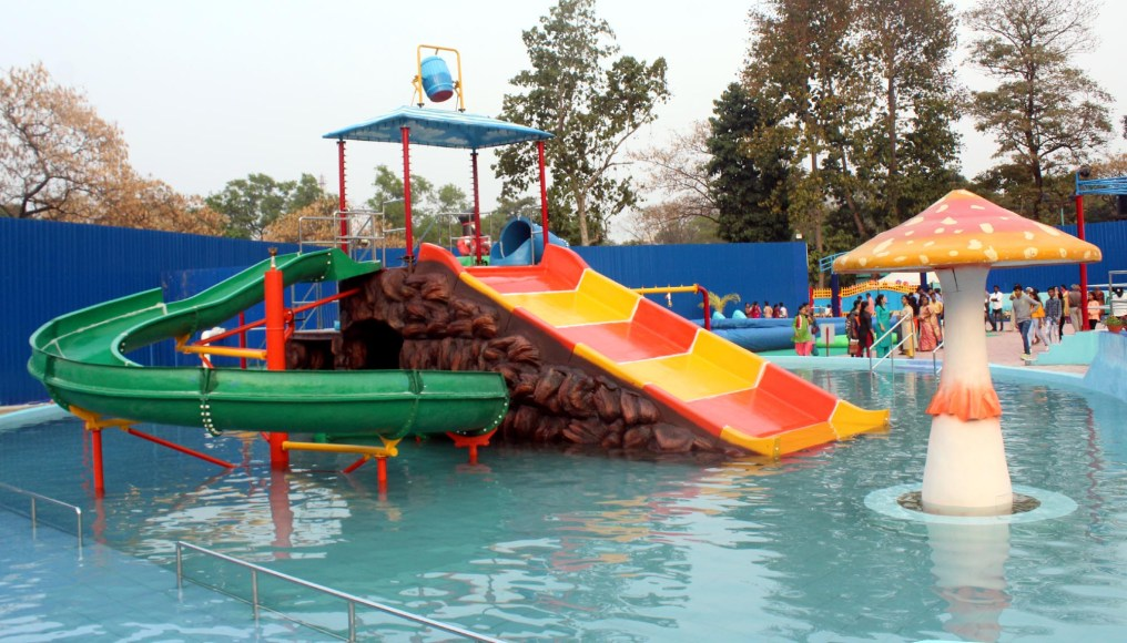 Splash Zone Water and Amusement Park in Jamshedpur