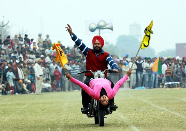 Kila Raipur Sports Festival - Rural Olympics of Punjab