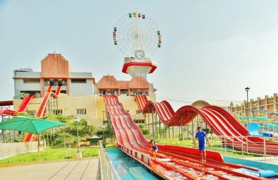 Wonderla Water and Amusement Park Hyderabad