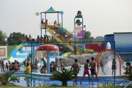 Coco Splash Water Park Aligarh