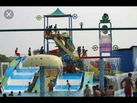 Coco Splash Water Park of Aligarh