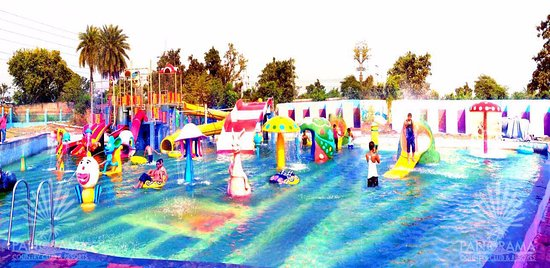 Panorama Water Park and Resort in Asansol