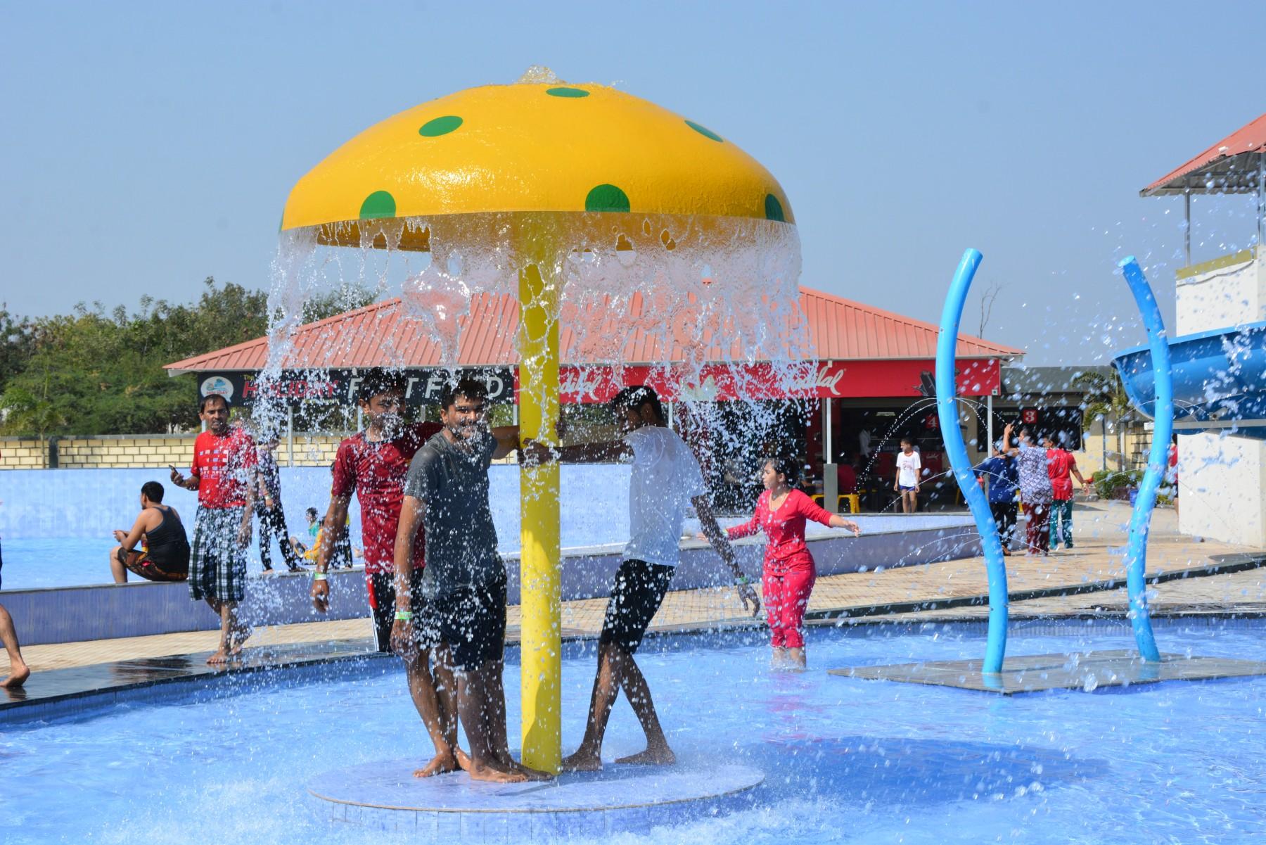 The Holiday Water Park and Resort in Jamnagar