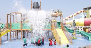 The Holiday Water Park and Resort in Jamnagar