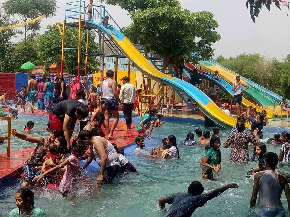 Aastha Water Park Hasanpur