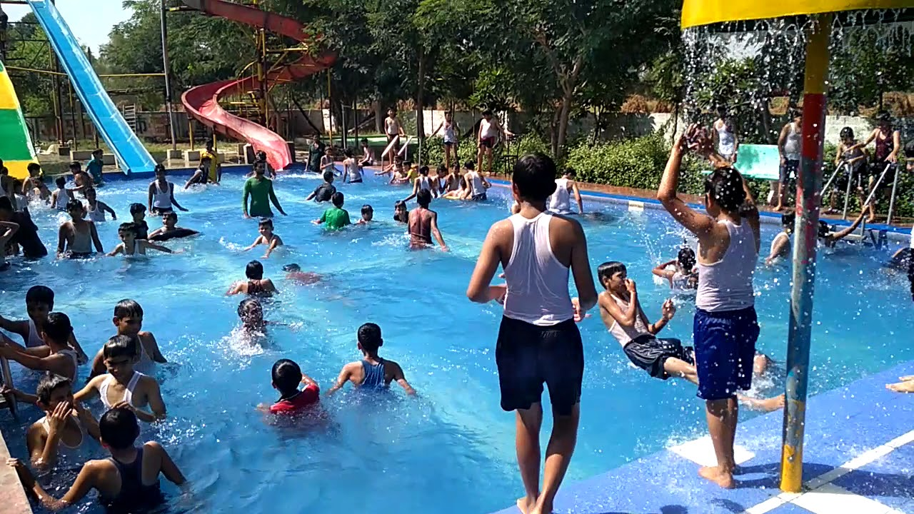 Aastha Water Park in Hasanpur