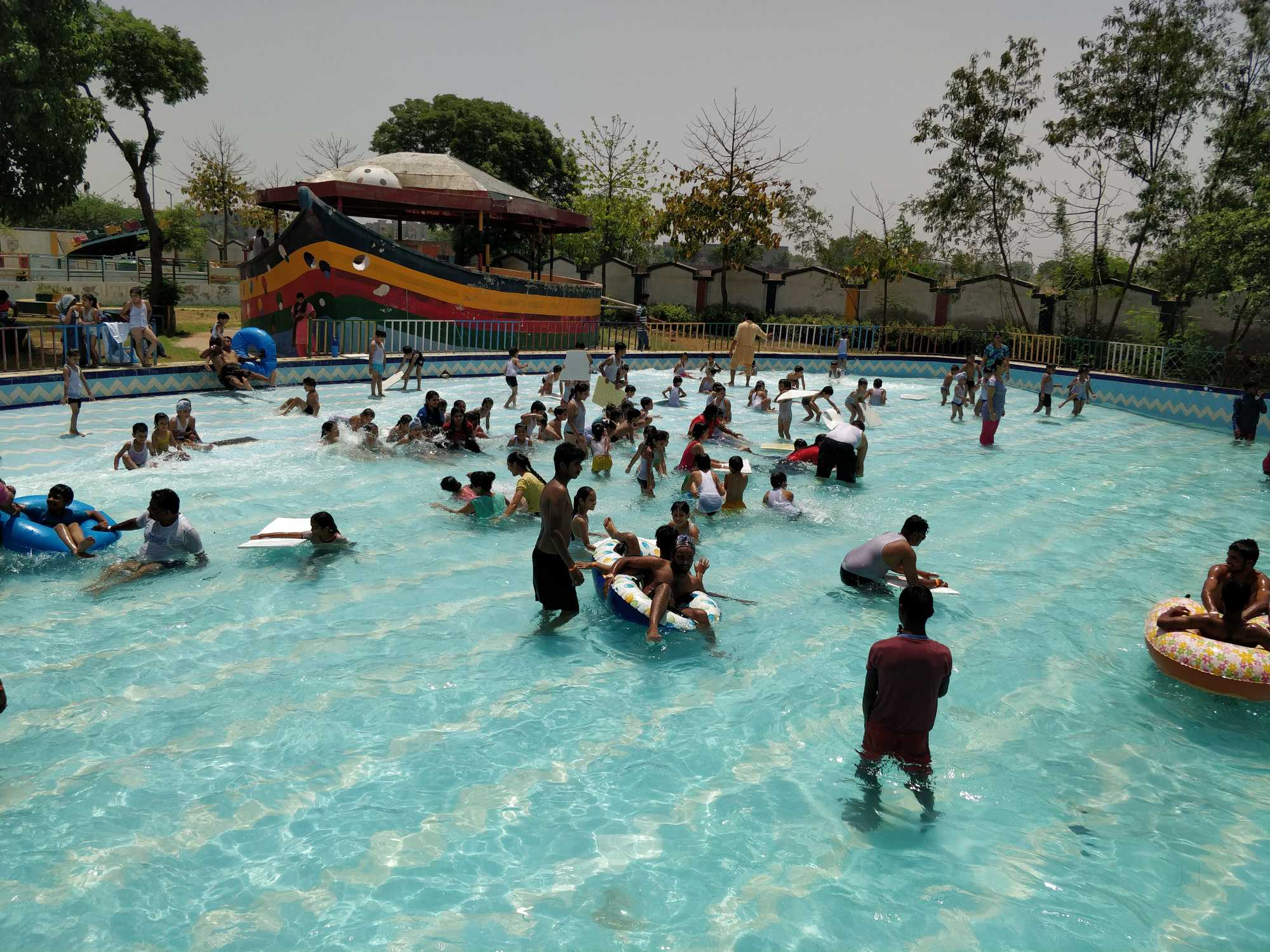 Chill-O-Thrill Water Park Bhucho Bathinda