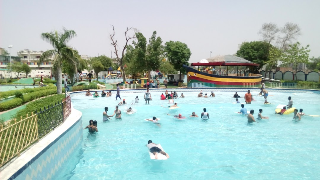 Chill-O-Thrill Water Park Bhucho, Bathinda