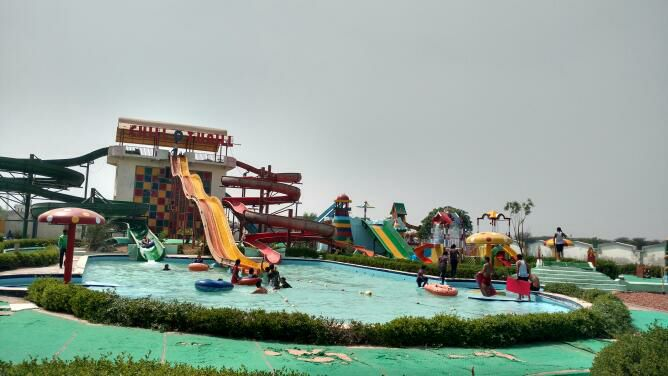 Chill-O-Thrill Water Park Bhucho