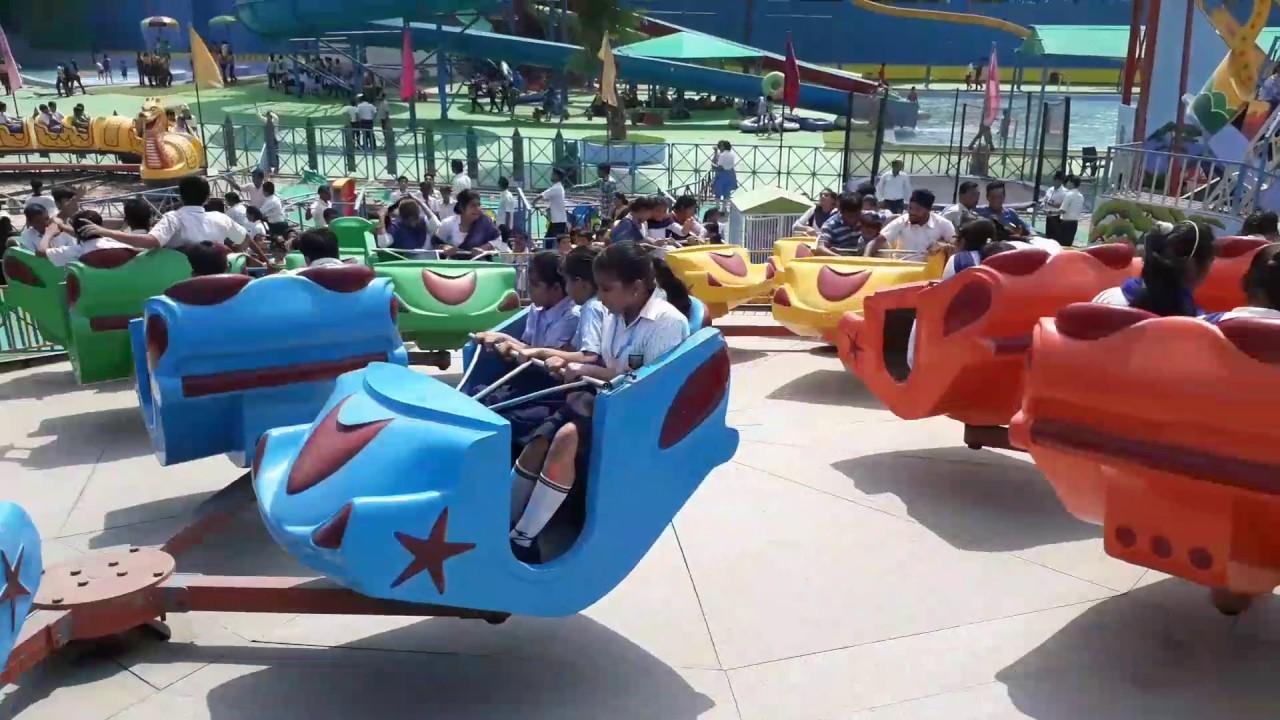 Dreamland Amusement Park Karnal