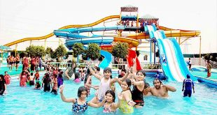 Dreamland Water and Amusement Park in Karnal