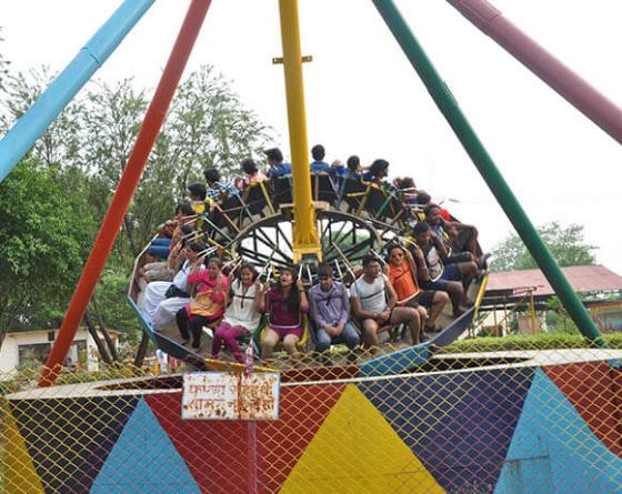 Fun Valley Amusement Park Dehradun