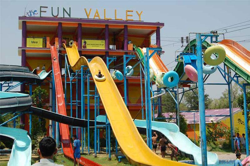 Fun Valley Water Park Dehradun