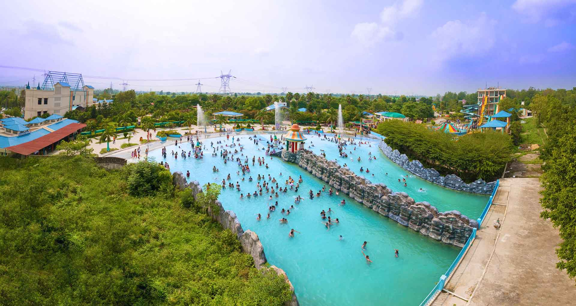Fun Valley Water and Amusement Park in Dehradun