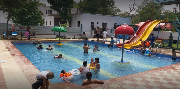 GS Water Park and Resort Neemrana