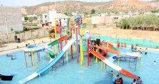 Golden Mizzle Water Park Alwar