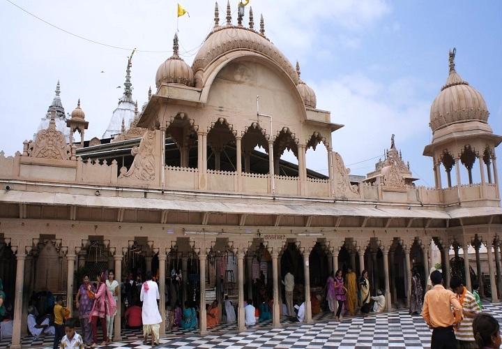Radha Rani Temple, Barsana
