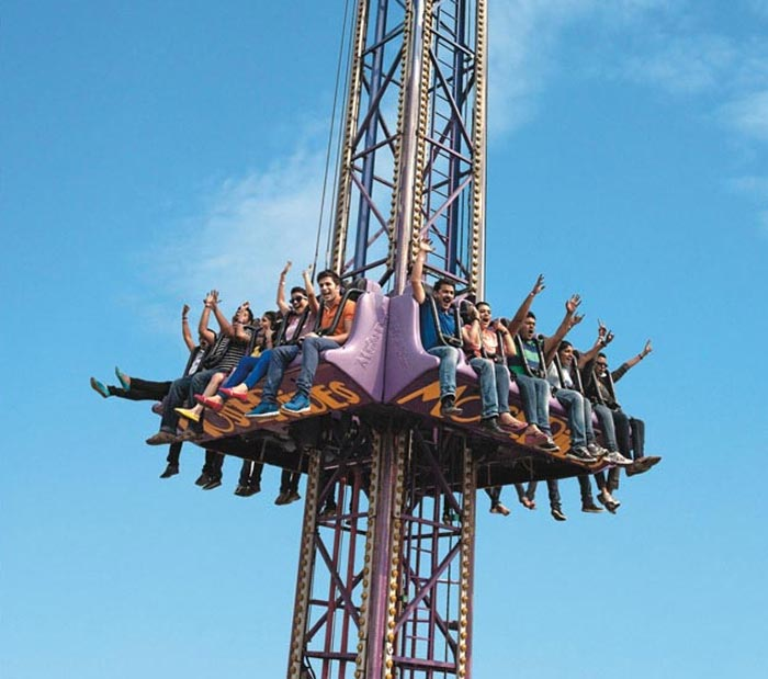 Wow Amusement Park Noida