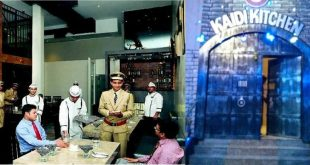 'Kaidi Kitchen' – A Restaurant in Chennai based on Prison Theme