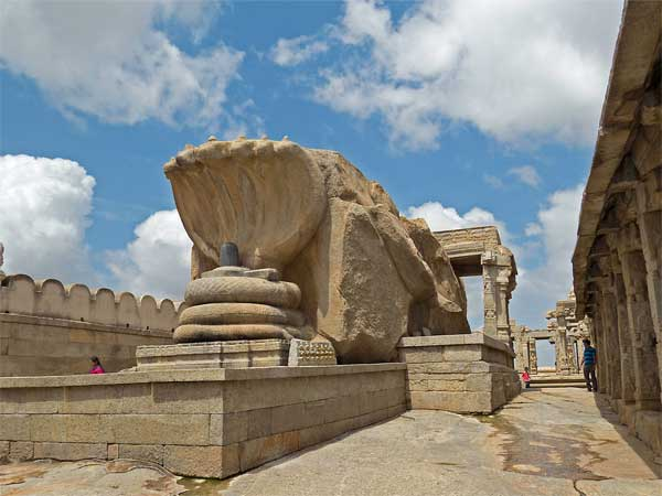 Architecture of Lepakshi Temple