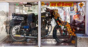 Bullet Baba's Temple Near Jodhpur Where People Worship 350 cc Bullet