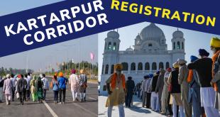 KARTARPUR CORRIDOR Online Registration