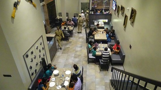 Kaidi Kitchen, Chennai