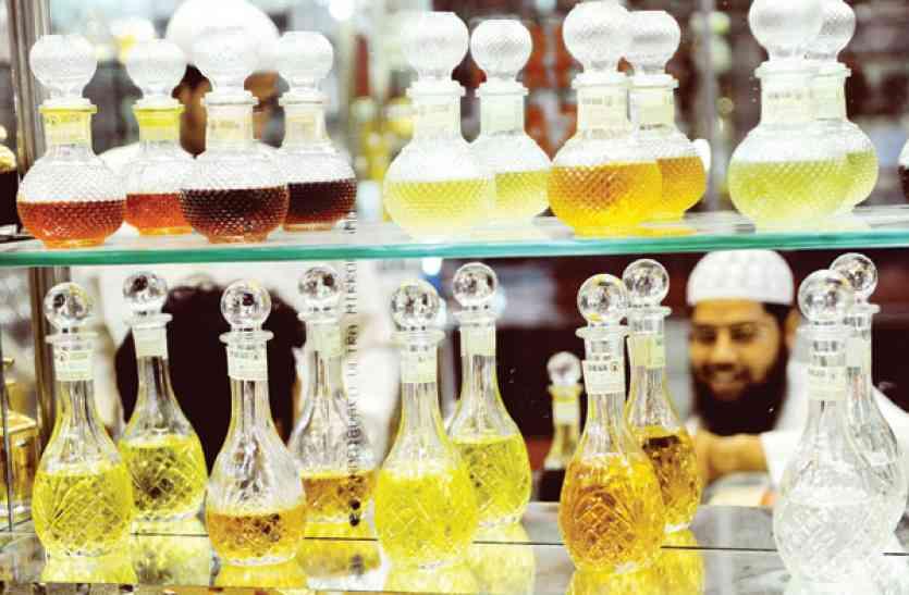 Kannauj –The Perfume city of India