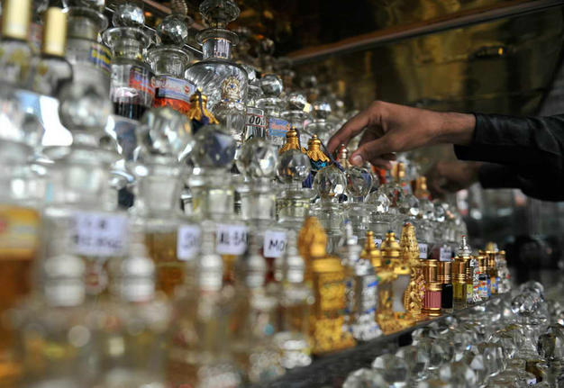 Kannauj - India's Perfume City