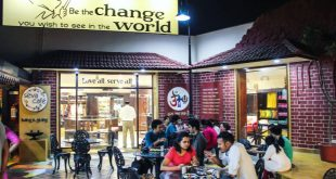 Seva Café - A Café in Ahmedabad where someone else pays your bills