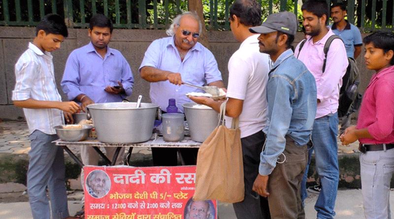 Dadi Ki Rasoi, Noida - Where 500 people get Full Meals Daily in Just Rs.5
