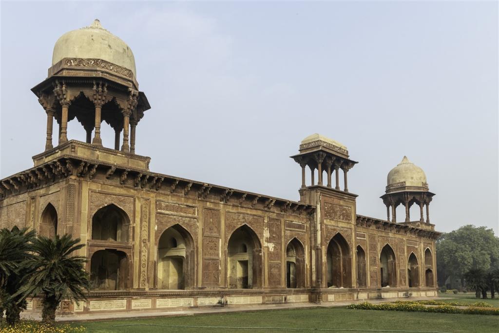 Mariam's Tomb Agra