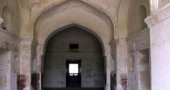 Mariam's Tomb Inside View