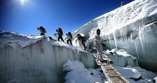 High Altitude Warfare School-Where Indian Soldiers are Trained to Survive in Siachen