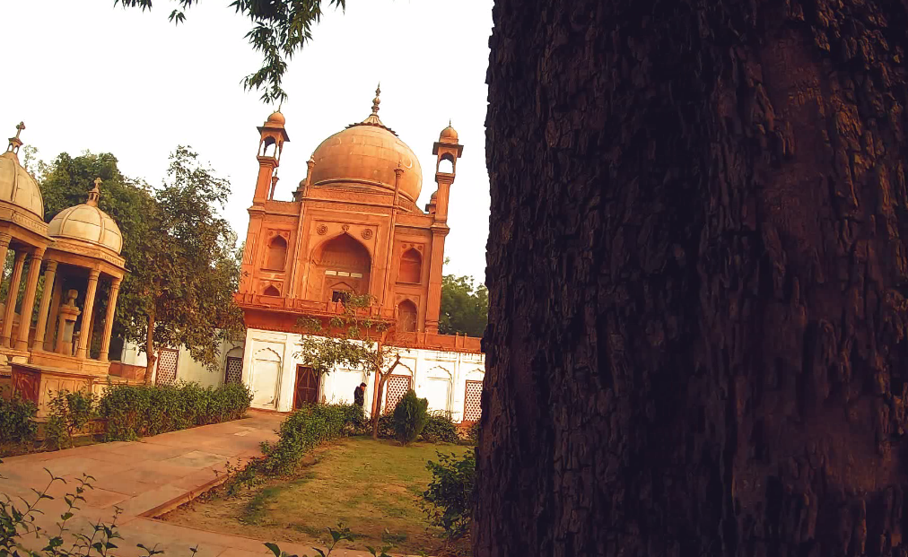 Red Taj Mahal, Agra