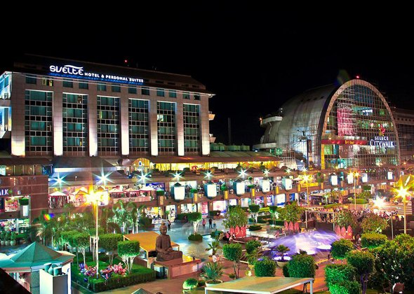 Select Citywalk, Saket