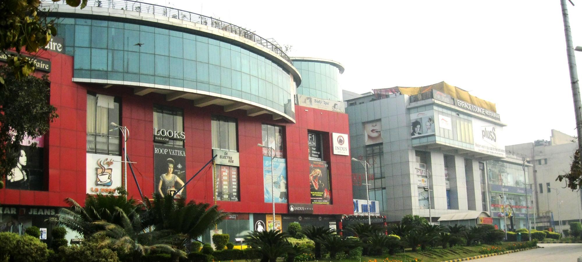 TDI Mall, Rajouri Garden