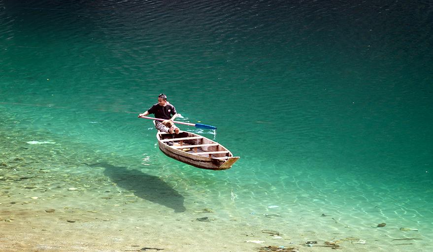 Umngot River, Dawki - A Hidden Paradise in Meghalaya