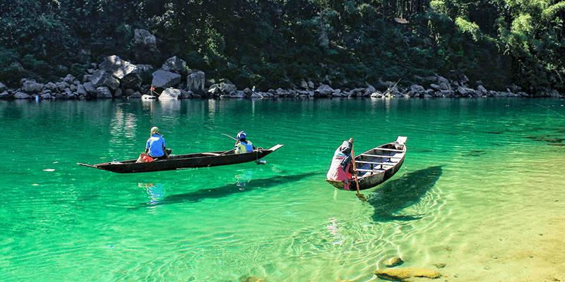 Umngot River - Meghalaya's Unexplored Paradise
