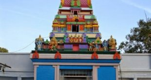 Visa Balaji Temple of Hyderabad