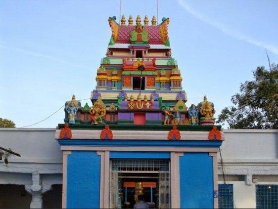 Visa Balaji Temple of Hyderabad