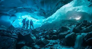 Mendenhall Glacier Caves - The Incredibly beautiful Ice Caves of Alaska
