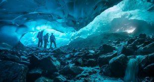 Mendenhall Glacier Caves - The Incredibly beautiful Ice Caves of Alaska