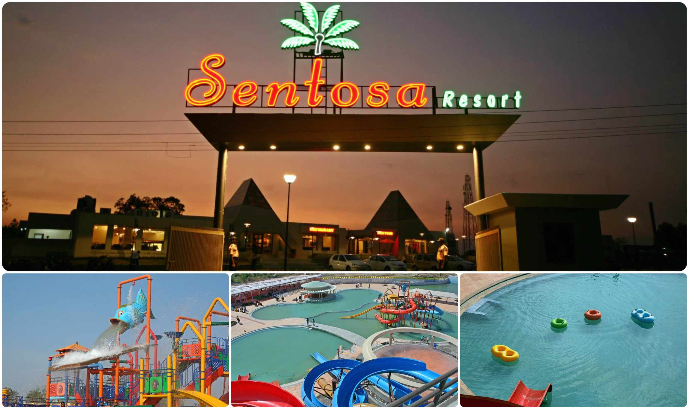 Sentosa Resorts and Water Park