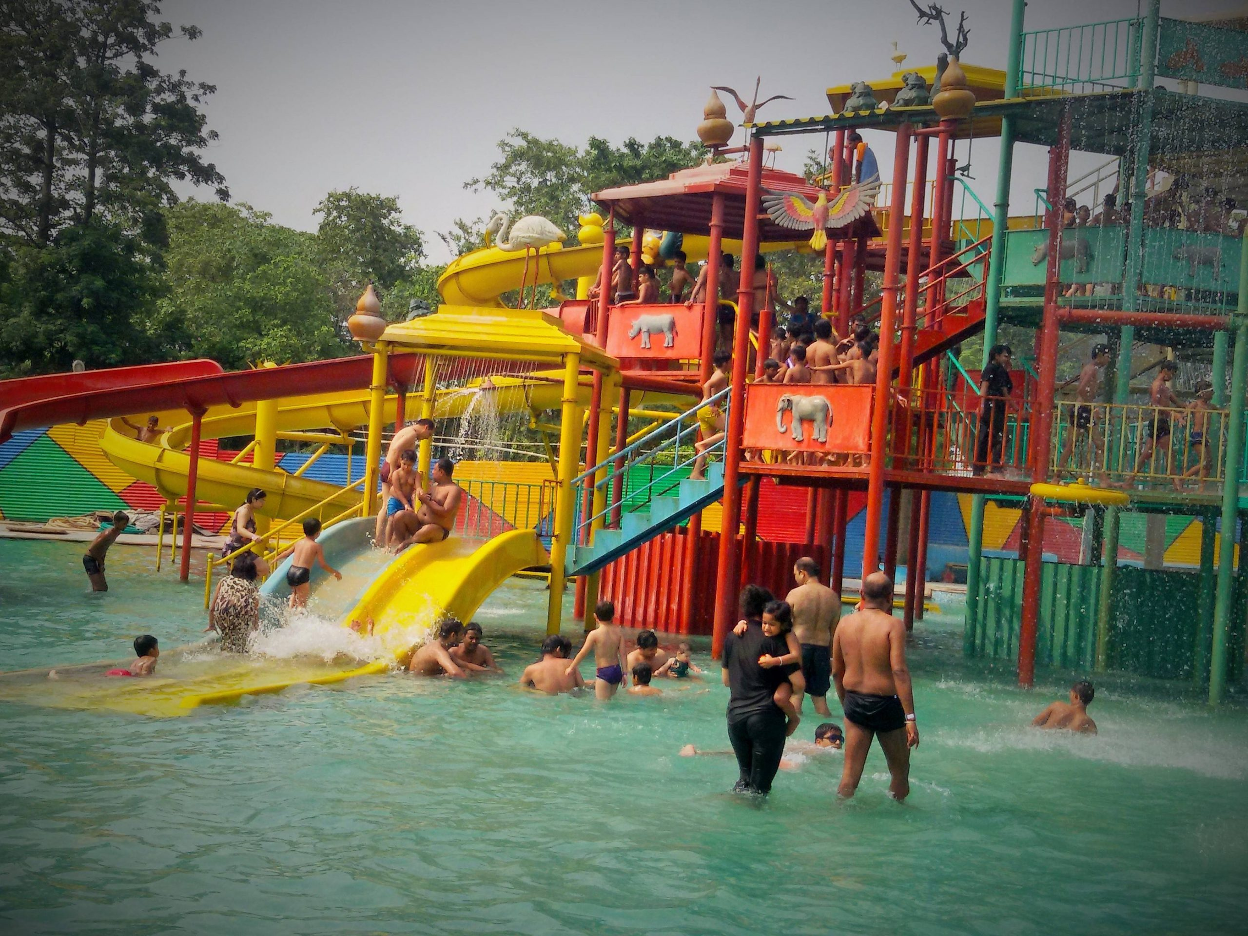 Atlantic Water World Water Park Delhi