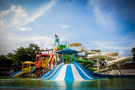 Atlantic Water World Water Park in Delhi