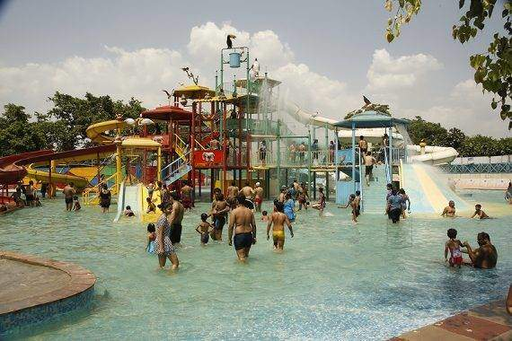 Atlantic Water World Water Park